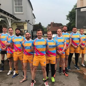 Rugby 7's / Tours Shirts